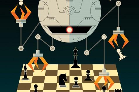 Extraterrestrial Robots