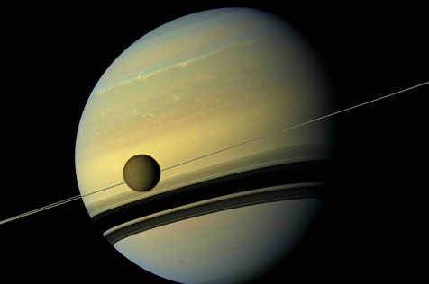 Move Over, Mars: The Search for Life on Saturn's Largest Moon - Oceans on Nautilus